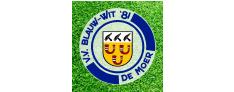logo v.v. blauw wit '81 de moer